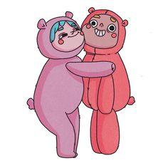 I hate when acquaintance hug me, but a good hug from my boyfriend is the best  #art #digitalart #procreate #procreateart #drawing #digitalillustration #digitalart #illustration #sketch #characterdesign #cuteart #childrensbookillustration Best Hug, Hug Me, My Boyfriend, Digital Illustration, Cute Art, Smurfs, Hate, Digital Art, Sketches