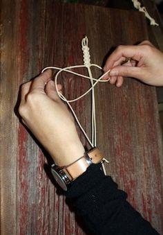 macrame  bracelet guide