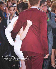 Kristen Stewart & Rob Pattinson.