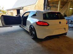 Rear bumper scirocco R White Scirocco Volkswagen, Vw Volkswagen, Porsche, Audi, Vw Golf Mk4, Golf Photography, Ac Cobra, Car Car, Sport Cars