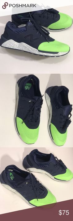 NEW New balance 009 sneakers Super comfy . Great padding inside monocoque upper shell body. New Balance Shoes Sneakers