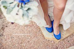 blue wedding shoes, Agave Real Wedding, Jacquelynn Brynn Photography