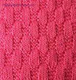 Knitting Stitch Patterns -- Knit & Purl Stitches - 40 of them