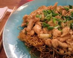 Hong Kong chow mein