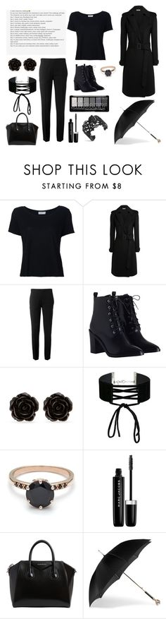 """""""Day 5: 2 Week Character Challenge"""" by aspen-amber ❤ liked on Polyvore featuring Frame Denim, Bottega Veneta, Chloé, Zimmermann, Erica Lyons, Miss Selfridge, Marc Jacobs, Givenchy and Alexander McQueen"""