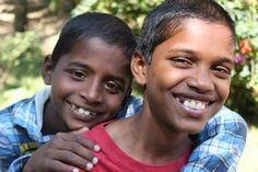 The Boys, Pukalhinty & Vishwa. The Boys Orphanage in India has created a family like no other. Boys who came from abuse, neglect, abandonment, and loss, together have made a brotherhood that cannot be broken. We are so proud of the men they are becoming!
