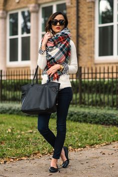 THE PERFECT CHRISTMAS SCARF FOR UNDER $35