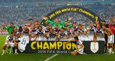deutsche nationalmannschaft feiert sieg im maracana stadion