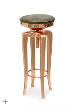 MOHAWK stool zoom