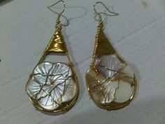 ZARCILLOS GOLD FILLED Y NACAR
