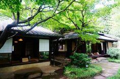 Hayashi Fumiko Memorial Hall, Petite immersion dans la culture japonaise avec une dose de zénitude pour à peine 150¥ ! A rajouter à sa #Tokyo To Do List