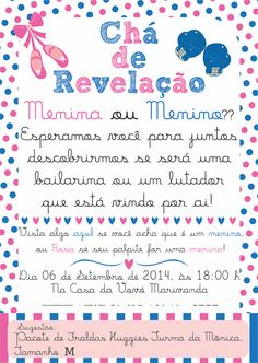 Chá_Revelação-Mae_tipo_eu-4 Baby Tea, Barbie Birthday Party, Baby Coming, Reveal Parties, Pediatrics, Gender Reveal, Little Babies, Boy Or Girl, Baby Shower