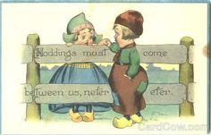 Noddings must come between us Dutch Children