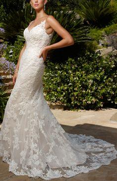 Casablanca Bridal Wedding Dress