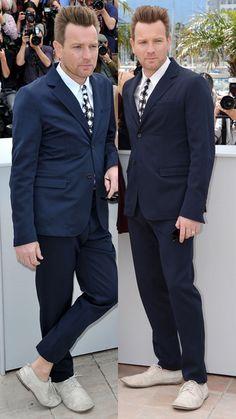 Ewan McGregor in Marni