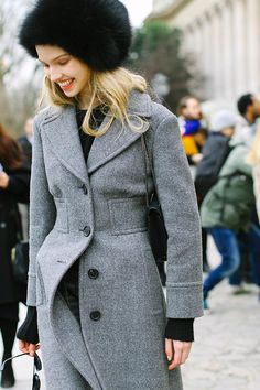 Streetstyle alta costura paris enero 2015. 2015巴黎高級訂製時裝週:精彩街拍特集   Popbee - 線上時尚生活雜誌
