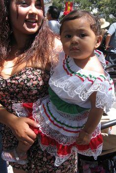 Pequena mexicana.  Fotografia: Cathy Berry no Flickr.