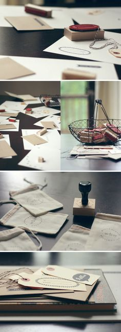 Wit & Whistle » Blog Archive » Rubber Stamps (Coming Soon)