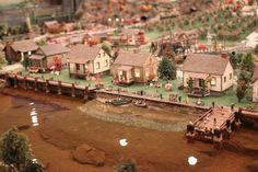 A maior cidade em miniatura do mundo