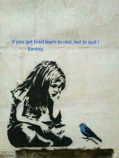 no quiting