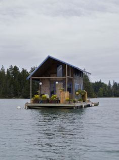 Tiny house...on the water!