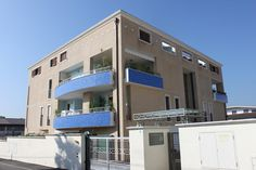I DIAMANTI, Pescara, 2009 - Michele Catani Catania, Multi Story Building, Mansions, House Styles, Home Decor, Decoration Home, Manor Houses, Room Decor, Villas