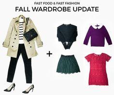 Fall Wardrobe Update