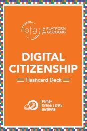 Digital Citizenship Flashcard Deck — helpful for classroom discussions about wh… – technology Computer Lab Lessons, Computer Literacy, Teaching Technology, Educational Technology, Technology Tools, Cyber Safety, School Computers, Information Literacy, Digital Literacy