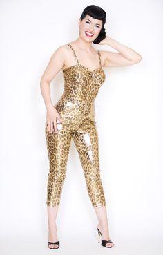 Bethan: Gold Leopard