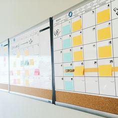 XOSarah whiteboard calendars