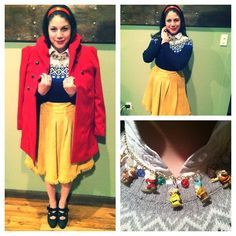 Darling Snow White disneybound. (From Tumblr)