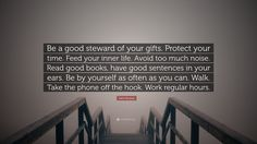 Image result for be a good steward of your gifts