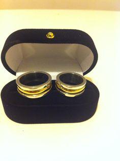 Argollas de matrimonio en Oro 18k y Plata 950 #hechura #hechoamano www.hechura.cl