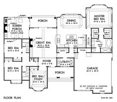 653775 Two story 2 bedroom 2 bath country style house plan