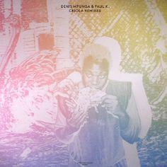 The artwork for the vinyl release of: Denis Mpunga | Paul K - Criola Remixed (Music From Memory) #music Techno