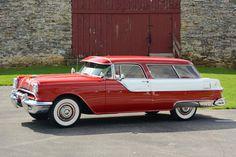 1955 Pontiac Safari Station Wagon