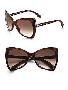 f10c80f51e0 Tom Ford - Nico 60MM Oversized Sunglasses