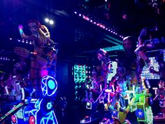Robot Restaurant.