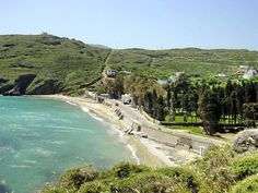 Andros Island, Greece. Wow! Acropolis, Macedonia, Ancient Greece, Greek Islands, Beaches, Natural Beauty, Beautiful Places, Places To Visit, Magic