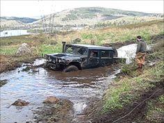 Hummer H3 off road. Mont Tremblant 2014