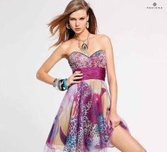 Faviana 6810 Prom