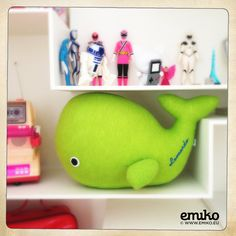 Personalized Whale for Leonardo Emu, Whale, Dinosaur Stuffed Animal, Toys, Animals, Stuffed Toys, Animales, Whales, Animaux