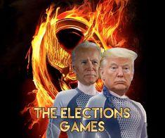 Die Lage im US-Wahlkampf spitzt sich drastisch zu und die Fronten sind verhärteter denn je. Die politischen Lager in den Vereinigten Staaten sind gespalten und die aktuelle Covid-19-Pandemie verschärft die Situation nur noch mehr und treibt das einst mächtigste Land der Welt in die Eskalation. Ein trauriger Beweis für diese Entwicklungen bot das letzte TV-Duell […] The post US-Wahlkampf 2020: Trump vs. Biden appeared first on Schwanzschnatterich. Joe Biden, Election Games, Donald Trump, Movies, Movie Posters, Satire News, Electro Shock, Television Tv, Sad