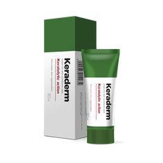 Keraderm - cream for eliminating fungus - Austria, Bulgaria, Germany, Hungary, Italy, Poland, Portugal, Romania, SK, Spain.
