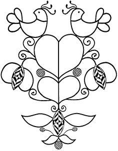 pennsylvania dutch hex signs free coloring pageart pa dutch pinterest pennsylvania dutch