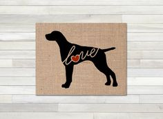 German Shorthaired Pointer / GSP Option 1 by TraciWithaniDesigns