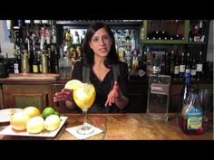 Drink Recipe for the Naked Margarita.  Learn how to make the Naked Margarita served at the Reel Seafood Company in Colonie, NY. Watch as Aliki Serras, restaurant manager, takes you through the recipe step by step.