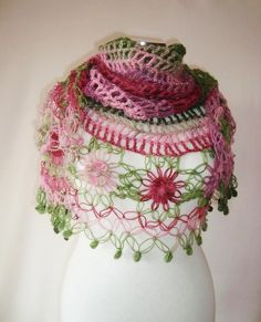 Inspiration - Shawl!. Discussion on LiveInternet - Russian Service Online Diaries
