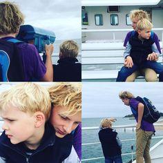 Brothers #myboys #brothers #easter2016 #searoadferries #sorrento #queenscliff #portphillipbay #morningtonpeninsula #visitmorningtonpeninsula #bellarinepeninsula #unlockthepeninsula #findyourwaymorningtonpeninsula #mpexperience #letsexplorethepeninsula #familyiseverything #love by marlowoods75 http://ift.tt/1JO3Y6G