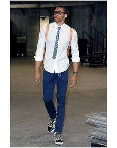 Russell Westbrook: Most Stylish Man Alive | GQ
